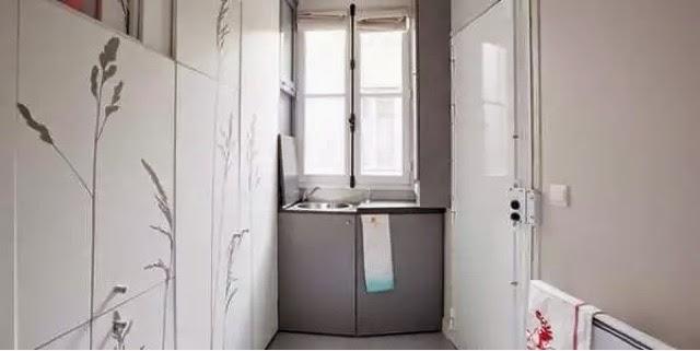 Dzīvoklis 8 m² platībā, kurš pilnībā izmainīs jūsu priekšstatu par maziem dzīvokļiem