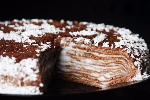 Viegli pagatavojama un fantastiski garda pankūku torte