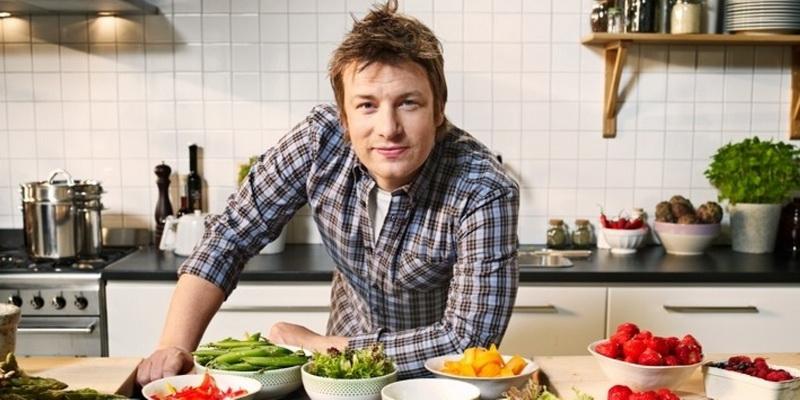 35 kulinārijas no kulinārijas guru – Džeimija Olivera