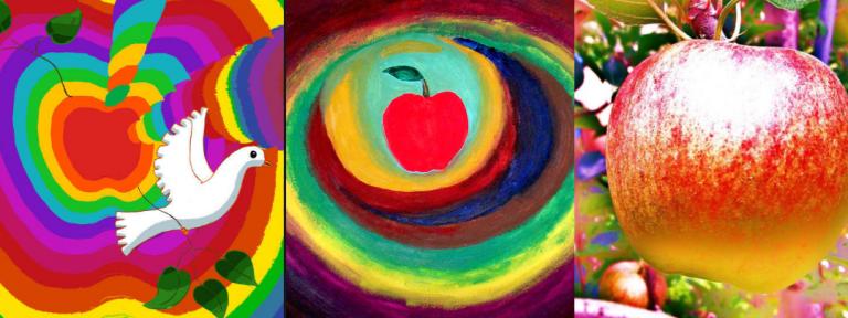 Izvēlies vienu no šiem āboliem un atklāj patiesību par sevi