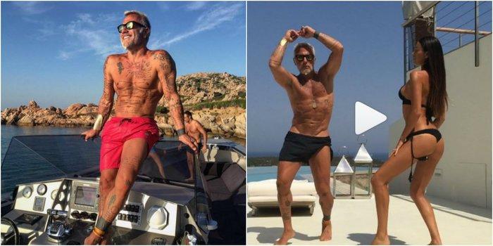 Dejojošā itāļu miljonāra sieva: sirdī viņš ir puišelis