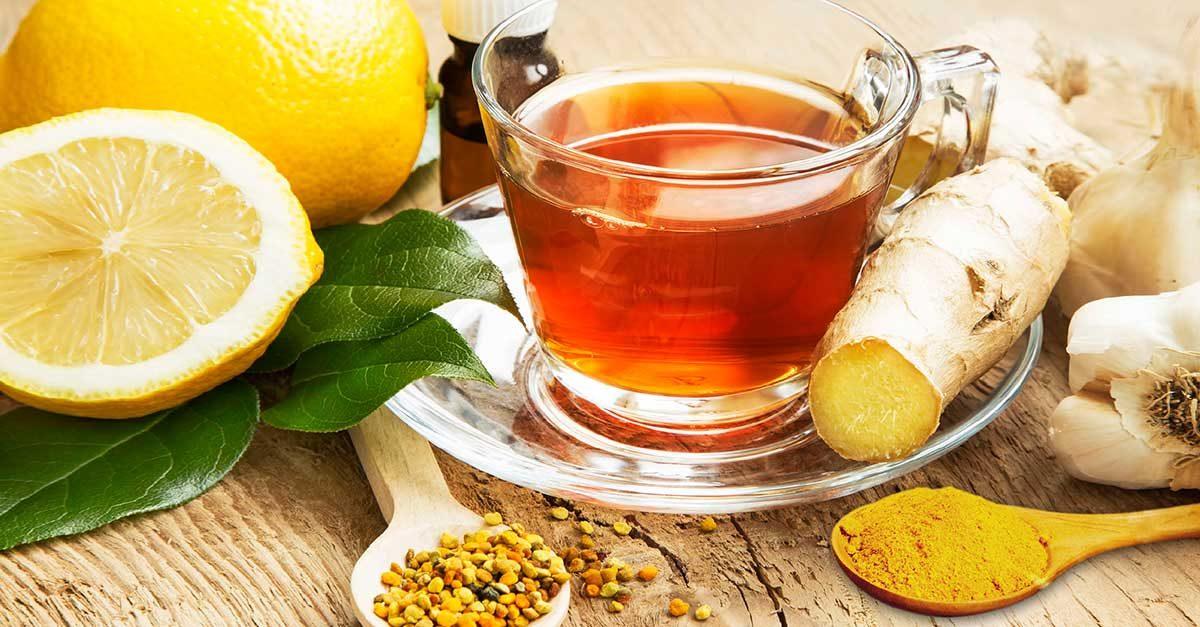 Kā pagatavot tēju, kas palīdzēs pret iekaisumiem un samazinās sāpes?