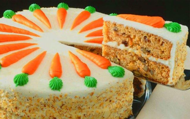 Burkānu torte
