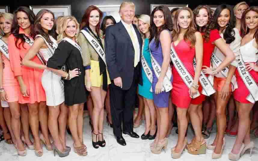 14 aizskarošas lietas, ko Donalds Tramps ir teicis par sievietēm. Esmu šokā!