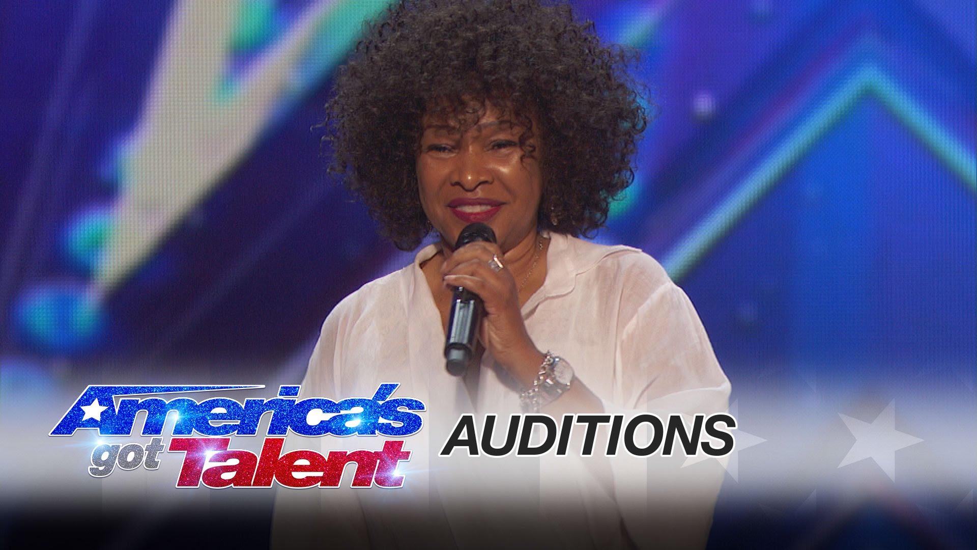 Tiesneši neticēja, ka šī sieviete dzied bez fonogrammas. Lai to pārbaudītu, viņi sievieti pārtrauca…