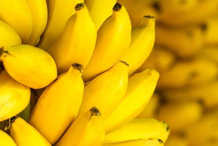 2 banāni dienā mēnesi no vietas – un notiks kaut kas neticams!