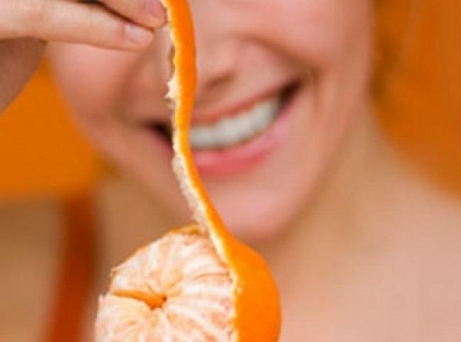 10 interesanti veidi, kā izmantot mandarīnu miziņu. Pēdējais iepatikās visvairāk!