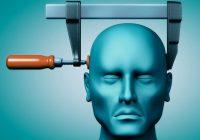 Par ko liecina hroniskas galvassāpes noteiktā galvas daļā?