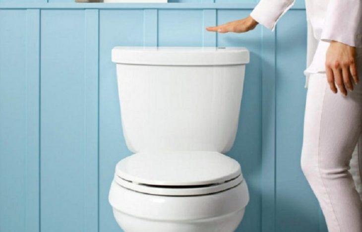 Lūk, kāpēc es vairāk tualetē nenolaižu ūdeni! Un iesaku visiem…