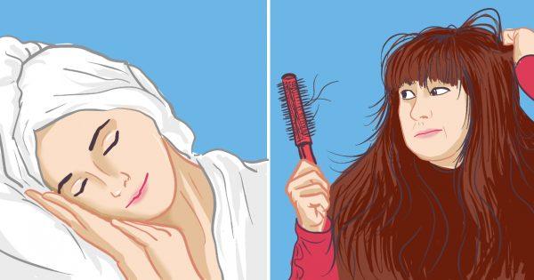 Draudzene visu laku pieļāva šo kļūdu… Tagad nākas ārstēt galvas ādas sēnīti!
