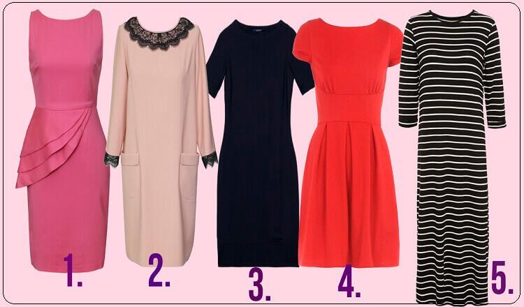 Izvēlieties kleitu, kura jums iepatikusies, un uzziniet savu spēcīgo, sievišķīgo pusi