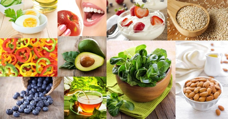 Iekļaujiet savā ikdienas ēdienkartē šos 10 produktus, un jūs uz visiem laikiem varēsiet aizmirst par slimībām!