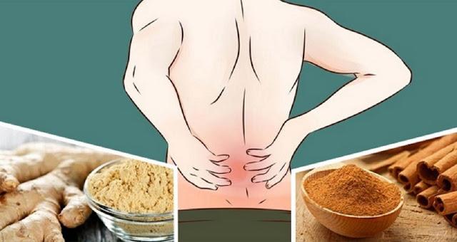 Lieto šīs 2 mājas garšvielas, lai apturētu sāpes muskuļos un locītavās