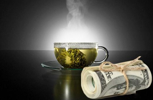 Naudas tēja: Unikāla dzēriena recepte, kas jums būtiski atvieglos naudas pelnīšanu
