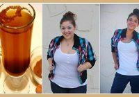 Viņa nometa 7 kilogramus 10 dienās ar šī dzēriena palīdzību