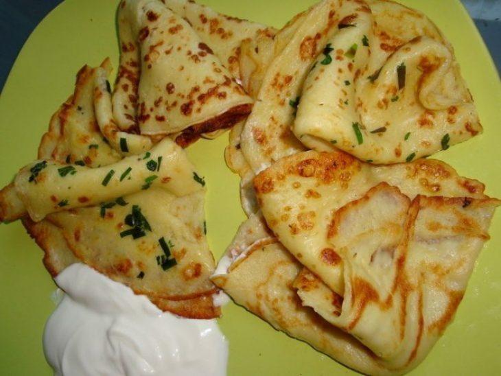 Plānas un neprātīgi garšīgas kartupeļu pankūkas! Ko tādu es vēl nebiju ēdusi