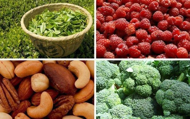 10 produkti, kas palīdz uzveikt vēzi
