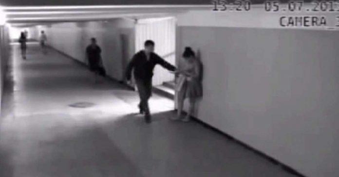Zaglis centās nozagt šai meitenei telefonu, taču tas, ko viņa izdarīja, kļuva vīrietim par lielāko dzīves mācību! (Video)