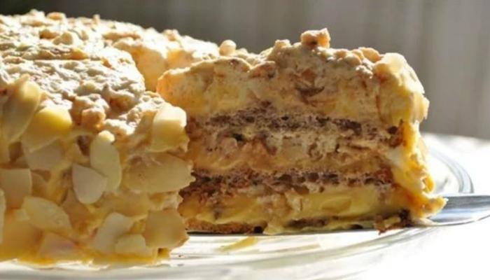 Ēģiptes torte — recepte, kuru tev prasīs visi viesi!
