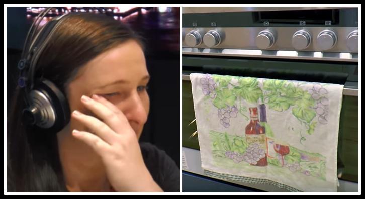 Vīrs pameta sievu bērniņa gaidībās, bet jau pēc pieciem mēnešiem viņa savā cepeškrāsnī atrada kaut ko ļoti pārsteidzošu!