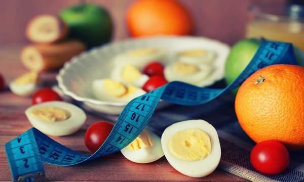 Kā zaudēt 15 kg 15 dienās, pateicoties olām un apelsīniem