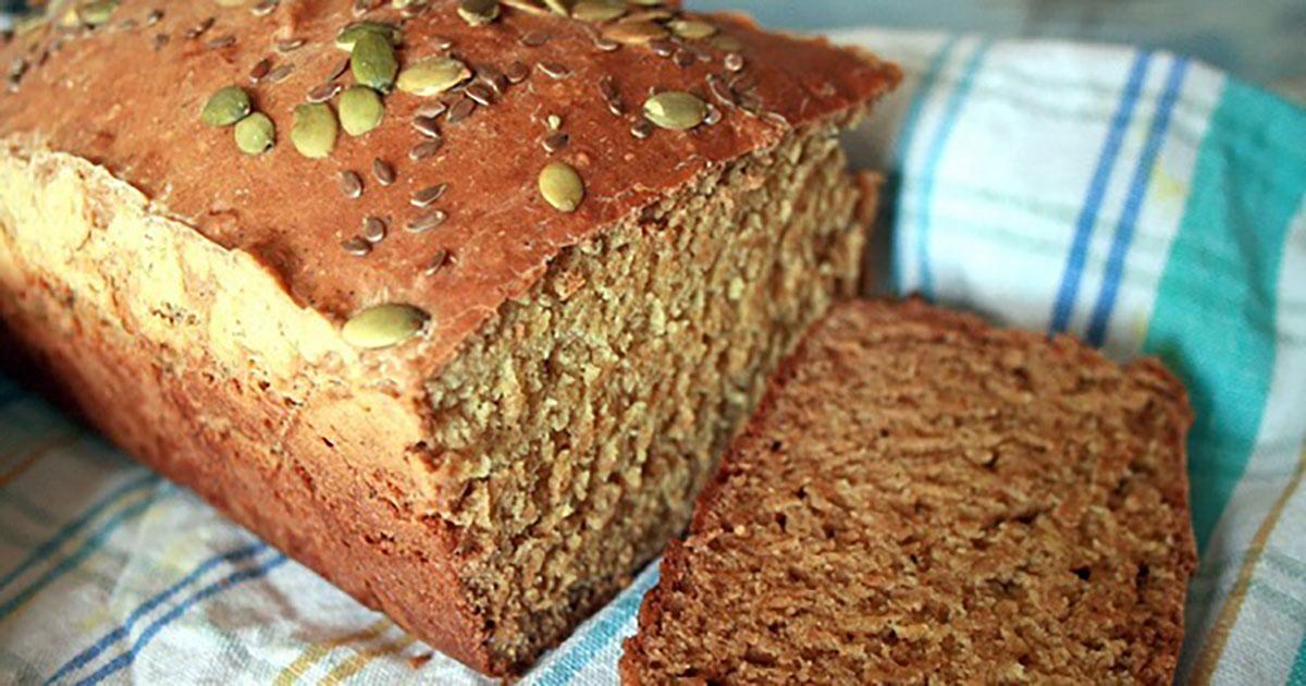 Veselīgas bez-rauga maizes recepte: visiem pareizas ēšanas cienītājiem