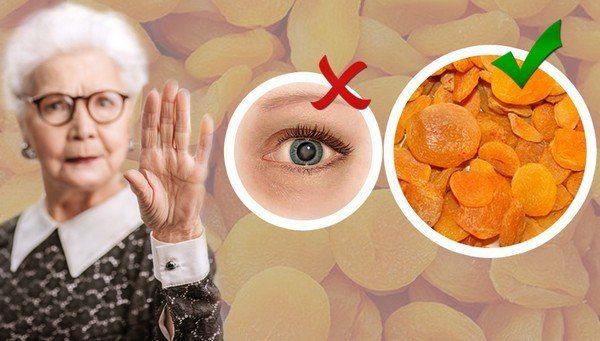Svarīgi vitamīni redzes atjaunošanai. Kas ir jāēd un kādos daudzumos?