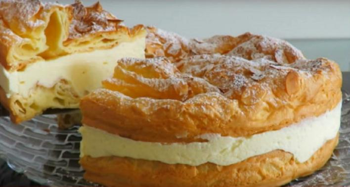 """Poļu torte """"Karpata"""" – oriģināla un bezgala garda!"""