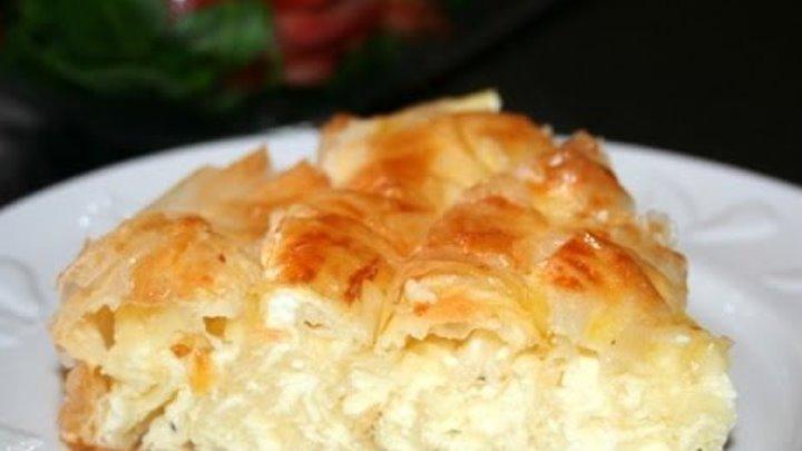 Lavaša pīrāgs – ātri un vienkārši