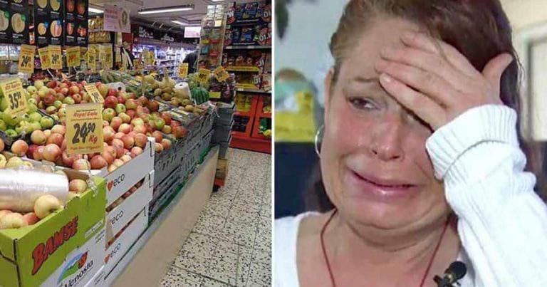 Policija saņēma iesniegumu par zādzību veikalā. Aizdomās turamā – daudzbērnu māte