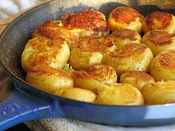 """""""Kūstošais kartupelis"""". Ja jūs vēl neesat to pagaršojuši – tad noteikti izdariet to šovakar!"""