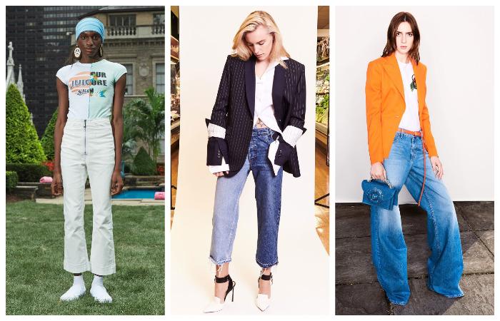 TOP 3 džinsu modeļi, bez kuriem neiztikt 2018. gada pavasarī!