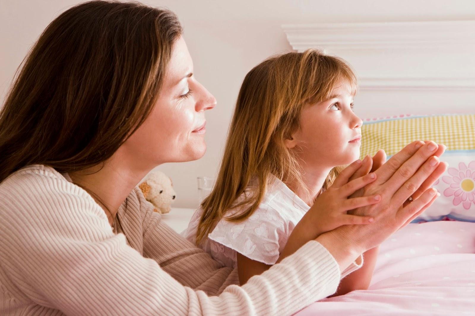 Lūgšana par mammām