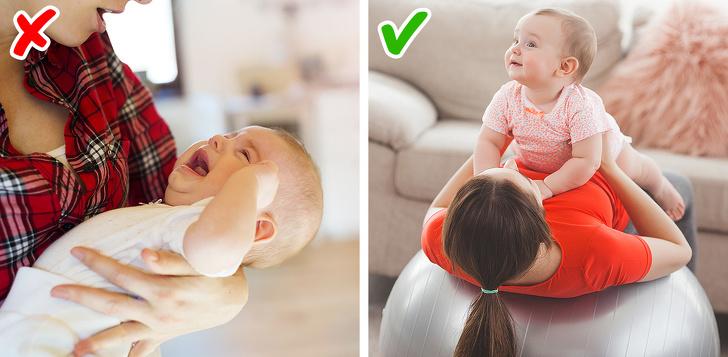 Mazpazīstami veidi, kā nomierināt raudošu mazuli, kas patiešām darbojas