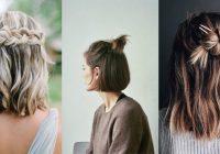 20+ stilīgi matu sakārtojumi īsiem matiem. Katru dienu ar jaunu frizūru!