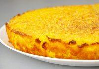 Ķirbju pīrāgs – bauda garšas kārpiņām! Bez sviesta, miltiem un olām!