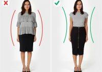 """Kāds apģērbs vizuāli """"pievieno kilogramus""""? Vai kā ģērbties, lai izskatītos slaidāka!"""