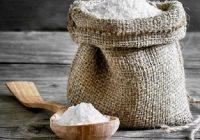 Kā no parastā sāls izveidot aizsardzību pret ļaunu aci, lāstu  un sliktiem cilvēkiem