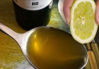 Izspiediet 1 citronu, pievienojiet 1 ēdamkaroti olīveļļas un atcerēsieties mani visu atlikušo dzīvi