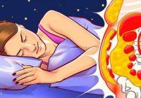 7 kļūdas, ko pieļaujam pirms dodamies gulēt. No tā pieaug mūsu svars