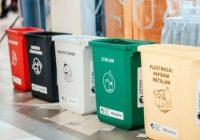 Tiek paplašināta infrastruktūra atkritumu šķirošanai