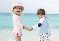 Policija rekomendē: kāpēc nepieciešams uzņemt foto ar bērniem, kolīdz nokļūstat pludmalē. Esiet piesardzīgi!