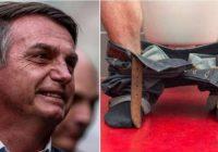 Lai glābtu planētu, Brazīlijas prezidents piedāvāja iet uz tualeti katru otro dienu.  Žairs Bolsonaru ir ļoti oriģināls!