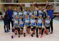 Sezonu uzsāks Rīgas Volejbola skolas meiteņu komanda