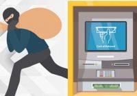 Uzmanību: jauna metode, kā apzagt cilvēkus no bankomātiem