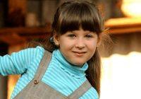 """Žeņa no """"Radiņiem"""". Kā izskatās un ar ko nodarbojas 18 gadus vecā aktrise?"""
