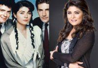 """Seriāla """"Vienkārši Marija"""" zvaigzne 42 gadu vecumā piedzemdēja dvīņus. Tagad aktrisei ir 55…"""