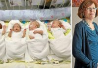 Annegreta Rauninga kļuva par četrīšu māti 65 gadu vecumā. Kā norisinājās ģimenes dzīve ejot gadiem. Ļoti drosmīgi!