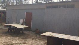 Pāris nopirka pamestu šķūni, bet divus mēnešus vēlāk pārvērta to par pasakainu māju