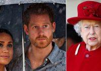 """""""Nedrīkst kaitināt vecmāmiņu, viņa, pirmām kārtām, ir karaliene!"""": Sussex Royal zīmola vairs nav"""